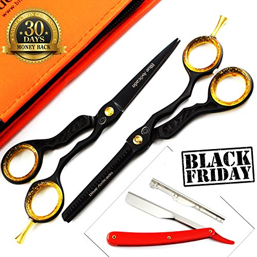 professional-hairdressing-scissors-55-barber-hair-scissors-hair-cutting-scissors-with-a-free-beautif