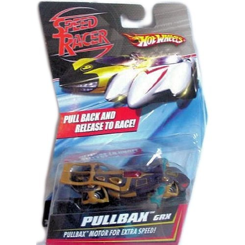 Hot Wheels Speed Racer Pullbax GRX