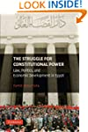 The Struggle for Constitutional Power...