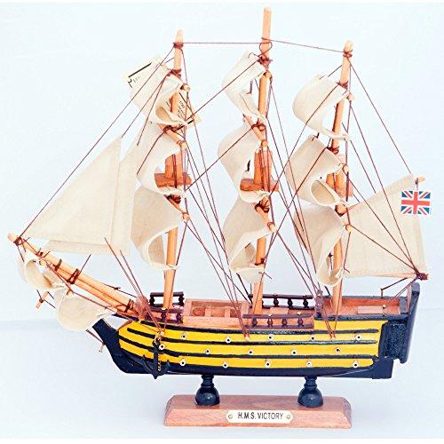 HMS Victory Historic Ship 28cm Model