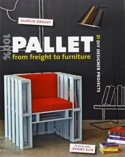 Pallet Furniture Interior Design ~ Recycled pallet furniture infobarrel