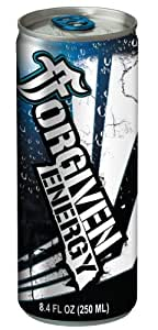 Forgiven Energy Drink, Original 8.4 Oz Can (Pack of 24)