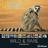 National Geographic: Wild & Rare 2017 Broschuerenkalender