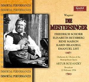 Wagner:Mastersingers of Nuremb