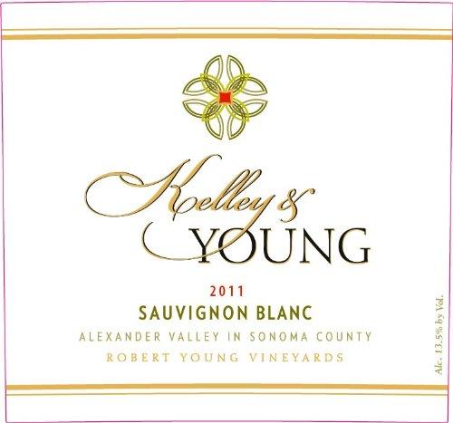 2011 Kelley & Young Sauvignon Blanc Alexander Valley 750 Ml