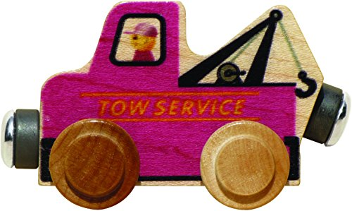 NameTrain Tow Truck