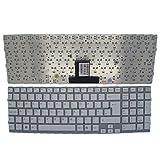Laptop Keyboard for Sony VAIO VPCEB VPC-EB V111678B US 148793231 V111678B USA 118793291 550102M05-203-G United States US White