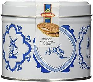 Daelmans Large Stroopwafels Gift Tin, 8.11 oz