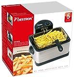 Bestron-DF402B-Friteuse-XXL-Inox-45-L-2000-W-Thermostat