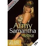 Army Samantha - Hostage (Premium Erotica)