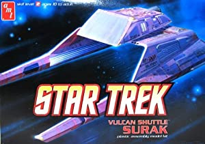 Star Trek Vulcan Shuttle