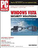 img - for PC Magazine Windows Vista Security Solutions book / textbook / text book
