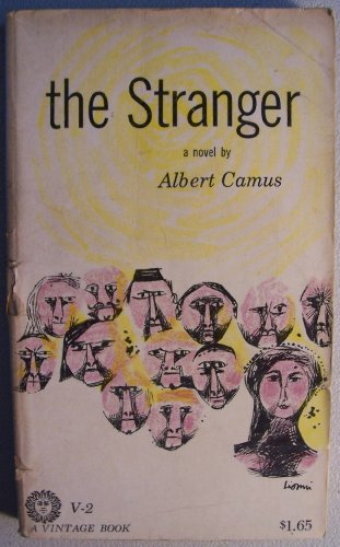 The Stranger  a novel by Albert Camus