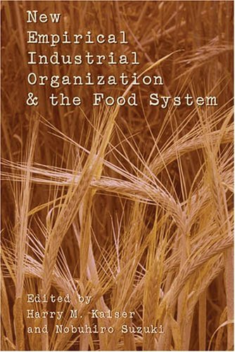 New Empirical Industrial Organization and the Food System PDF