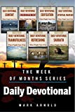 Daily Devotional - Week of Months Collection (Week of Months Series Book 8)