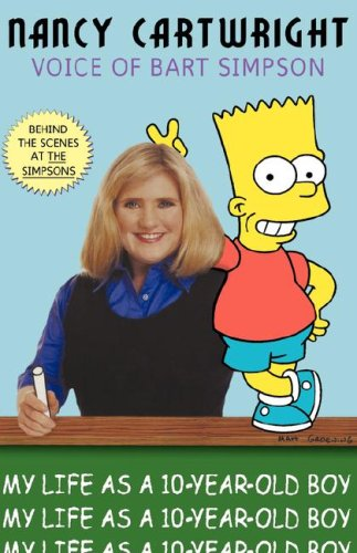 My Life As a 10 Year Old Boy, NANCY CARTWRIGHT