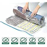 18 PACKs Wholesale Large XL Roll Up Travel Storage Bags Space Saver On Sales