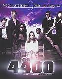 4400-フォーティ・フォー・ハンドレッド-シーズン3 Vol.1 プティスリム[DVD]