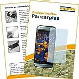 mumbi Panzerglasfolie HTC One Mini 2 Glasfolie Hartglas 9H