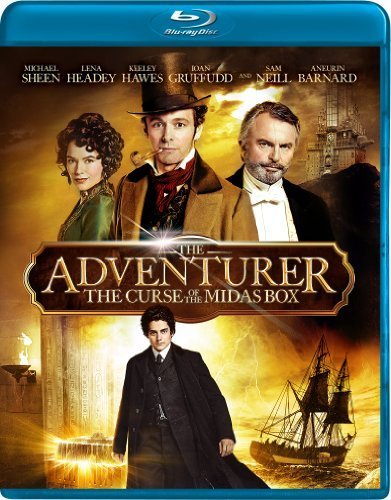 The Adventurer: The Curse of the Midas Box [Blu-ray] by Image Entertainment