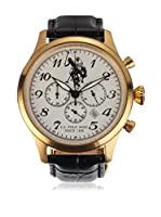 US Polo Association Reloj con movimiento Miyota Man Hurricane USP4325YG 44 mm