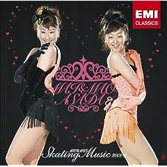 浅田舞&真央 スケーティング・ミュージック2008-09