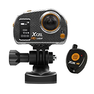 Spypoint XCEL 5MP HD 1080P Sport Edition Wide Angle Lens Wireless Action Video Camera by Spypoint