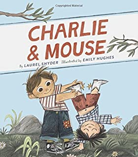 Book Cover: Charlie & Mouse