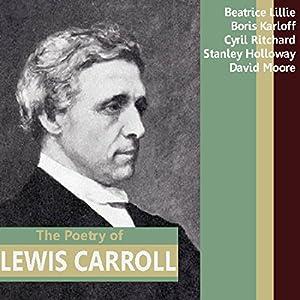 The Poetry of Lewis Carroll Audiobook