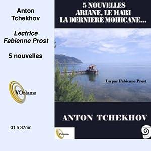 Ariane et 4 autres nouvelles   Livre audio