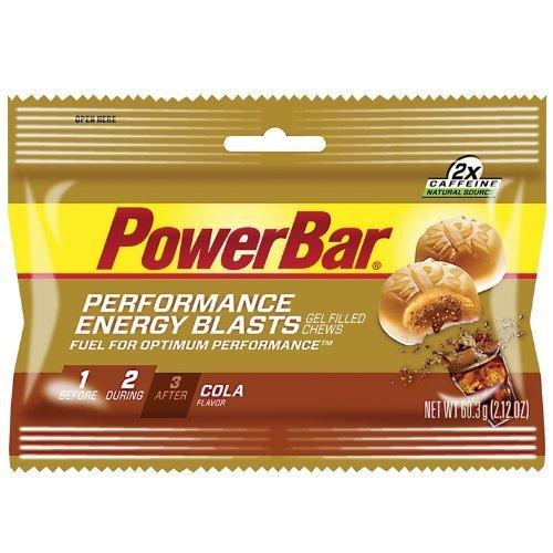 PowerBar Performance Energy Blasts - 12 Pack - COLA by Powerbar (Powerbar Energy Blasts Cola compare prices)
