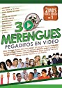 30 Merengues Pegaditos en Video / Varios (2 Discos) [DVD]