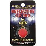 Coastal Pet 45000 A REDCAT Cat Reference Id Tag
