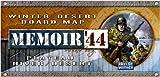Memoir '44 Winter/Desert Board Map