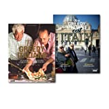 Antonio Carluccio & Gennaro Contaldo ( Two Greedy Italians Cookbooks Collection Books Set By Antonio Carluccio and Gennaro Contaldo (Two Greedy Italians Eat Italy and Two Greedy Italians)