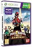 Kinect Power Rangers Super Samurai XB360 [German Version]