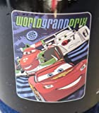 Disney's Pixar's Cars 2 40 x 50 Fleece Throw (World Grand Prix)