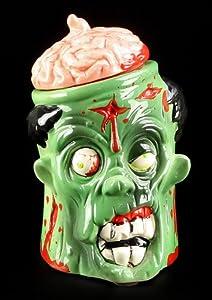 Zombie Keksdose aus Keramik