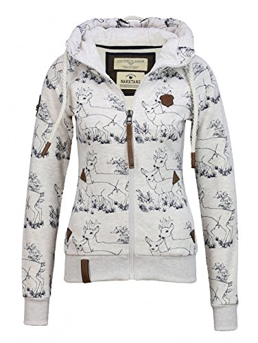 Naketano Women's Zipped Jacket Zbigniew