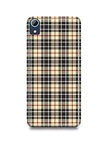 Plaid HTC 826 Case