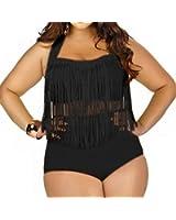 Amoin Sexy Women's Oversized Beach Bikini Swimwear Cover-up