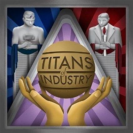 Titans De Industrie Jeu De Société