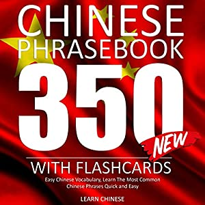 Chinese Phrase Book Audiobook