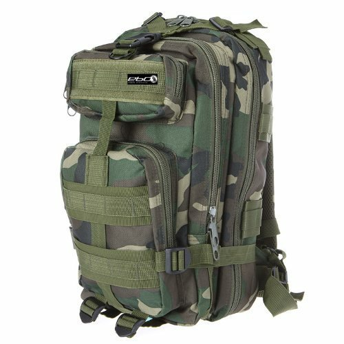 MYBB Sport Outdoor Military Rucksacks Tactical Molle Backpac