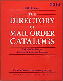 Mail order catalog business plan