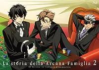 アルカナ・ファミリア 2 (イベント応募抽選券封入・初回限定版) [Blu-ray]