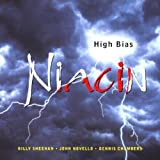 High Bias by Niacin (1998) Audio CD