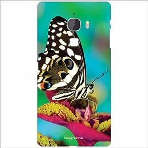 Design Worlds - Letv Le Max Designer Back Cover Case - Multicolor Phone Cover