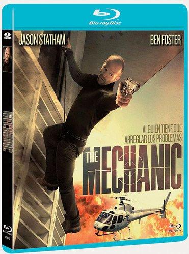 The Mechanic (Blu-Ray Import - European Region B)