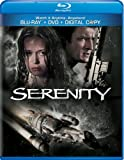 51nczoNUfrL. SL160  Serenity [Blu ray/DVD Combo + Digital Copy]